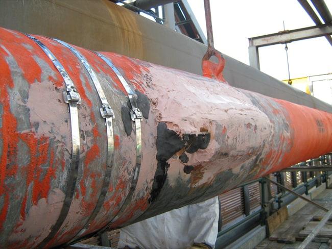 Flare Line Repair