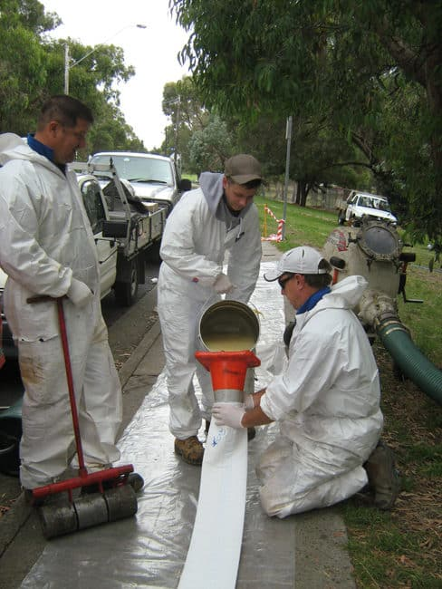 Maroondah Sewer Reline Project