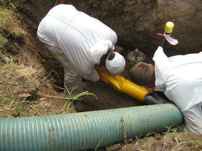 Sewer Pipe Repairs Melbourne