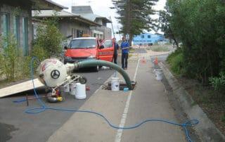 Restaurant Sewer Reline