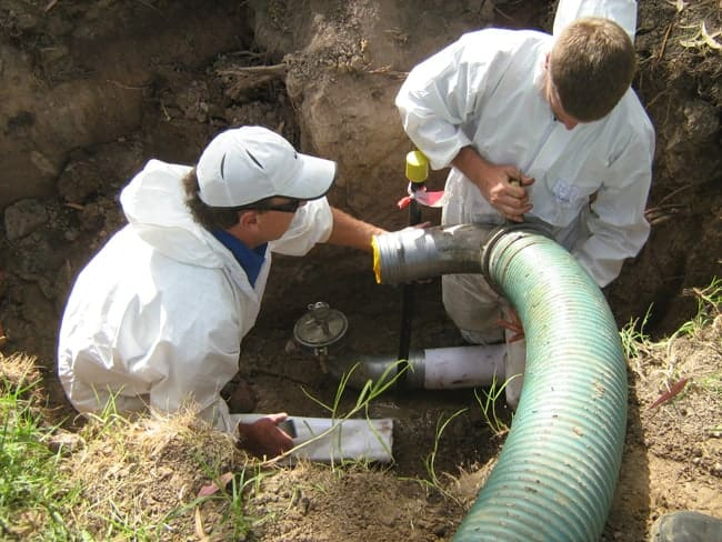 Sewer Pipe Repairs